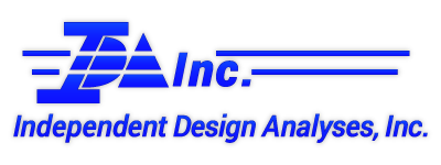 Independent Design Analyses - White Logo