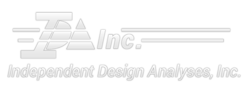 About IDA Inc. - Independent Design Analyses