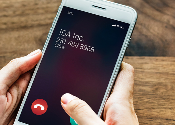 IDA Inc Phone Number